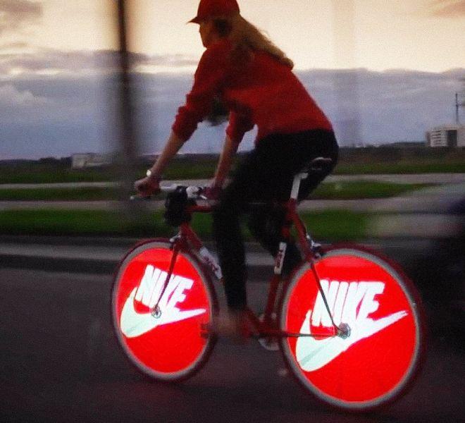 bike led
